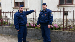 Életmentő rendőrök