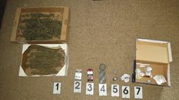 6 drogfogyasztót és terjesztőt fogtak a rendőrök