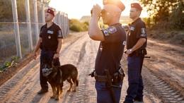 Illegális migránsokat fogtak el Gyékényesnél