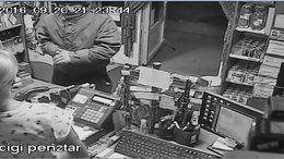 Előzetesben a dohánybolti rablás gyanúsítottja