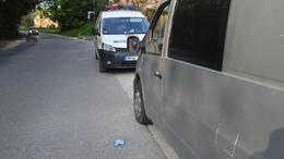 Tükröt tört az ismeretlen autós