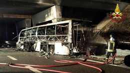 Veronai baleset: nincs műszaki meghibásodásra utaló nyom