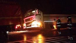 Mentésekkel indították a napot a tűzoltók