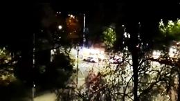 Békésen sétáló párra támadtak a Füredi csomópontnál