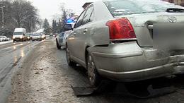 Részeg sofőr karambolozott Kaposváron