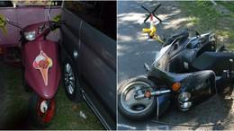Három motoros is megsérült egy nap alatt
