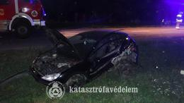 Súlyos balesetek a megyében, lakástűz Kaposváron