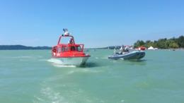 Több hajót ki kellett menteni a Balatonból