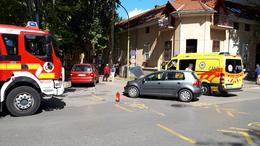 Újabb baleset Kaposváron