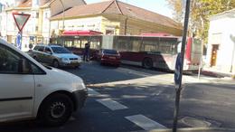 Személyautó ütközött busszal