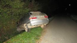 Részegen, lopott kocsival indult útnak a 16 éves fiú