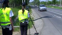 Hol mérnek a rendőrök Somogyban? Megmutatjuk!