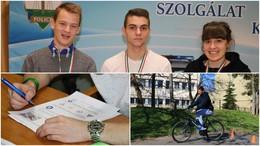 Kaposvári diákok az országos döntőben