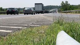 Újabb szakaszához ért az M7-es autópálya felújítása