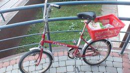 Biciklit vágott haragosához