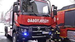 Családi ház lángolt Szőkedencsen