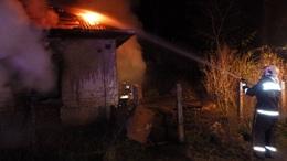 Lakóház lángolt Somogyszentpálon