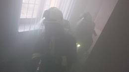Szén-monoxid-érzékelő riasztotta a tűzoltókat
