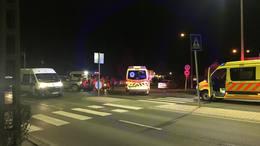 Motorost gázoltak Kaposváron