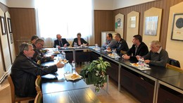 Megtartotta idei első ülését a Védelmi Bizottság