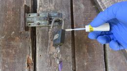 Kerti trakort lopott a tizenéves fiatal
