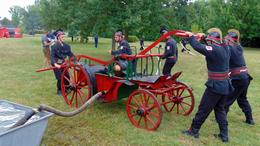Hagyományőrző tűzoltóverseny