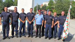 Élmezőnyben a kaposvári tűzoltók