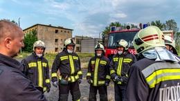 Tűzoltóink sikere