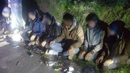 Illegális migránsok Somogyban - rendőrkézen az embercsempész