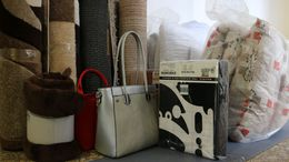 Egy kaposvári üzletházból lopkodtak
