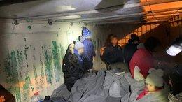 Újabb migránsokat tartóztattak fel Somogyban