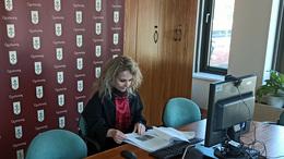 Online tárgyalták a pincebetörő ügyét