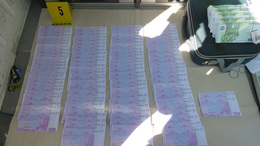 Letartóztatták a pénzhamisítókat