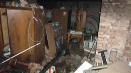 Tűz ütött ki Bőszénfán