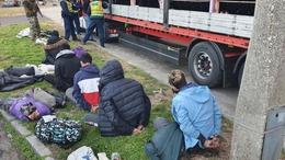 Újabb migránsokat fogtak Somogyban
