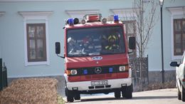 Sikeres minősítőt tettek az igali önkéntes tűzoltók