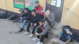 Vasárnap öt határsértőt tartóztattak fel Somogyban