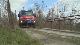 A KÖTÉL Egyesület teszteli a BM Heros járművét