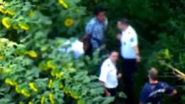 Drón figyelte ki a napraforgótáblában az illegális migránsokat