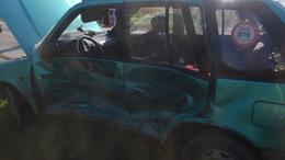Hárman sérültek egy karambolban Marcaliban