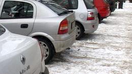Huszonkétszer büntették meg tilosban parkolásért