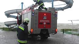 Katasztrófavédelmi gyakorlat