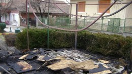 12 éves kislány gyújtotta fel a zamárdi betlehemet