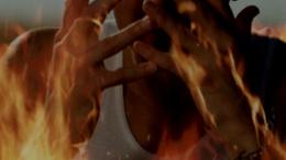 Lángok között találták a kaposvári férfit