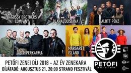 Díjátadókkal startol a Zamárdiban az idei Strand Fesztivál