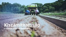 Az agrárszektor gazdálkodói felé nyit az Erste