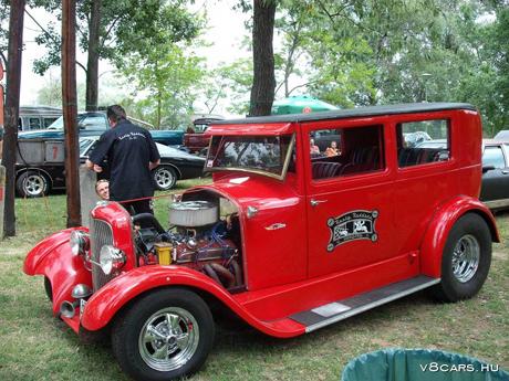 Balaton V8 amerikai autó 4
