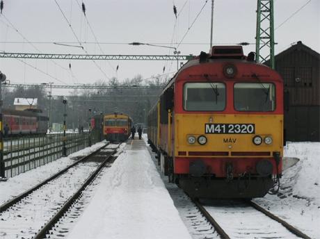havas vonat