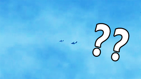 Repülős üldözés Kaposvár felett?