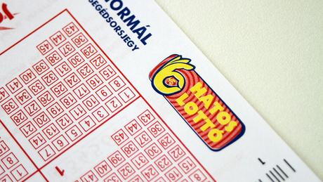 Valaki nagyot kaszált a hatos lottón